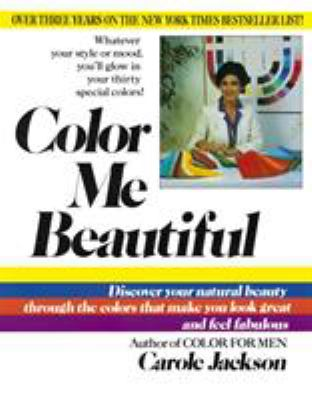 Book cover: Color Me Beautiful