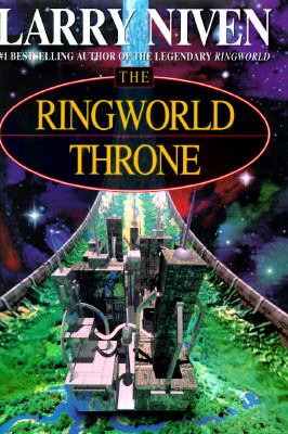 The Ringworld throne by Larry Niven, 1996