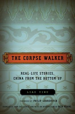 Book cover for The Corpse Walker.