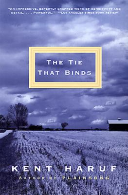 Book cover of The Tie That Binds