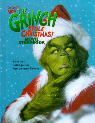 The Grinch Who Stole Christmas book cover