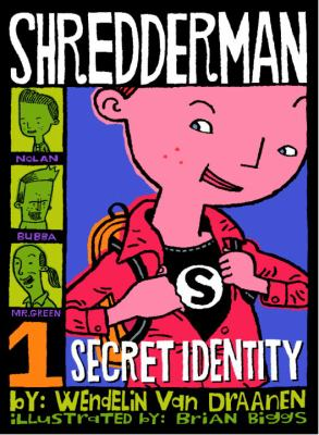 Secret identity by Brian Biggs, 2004