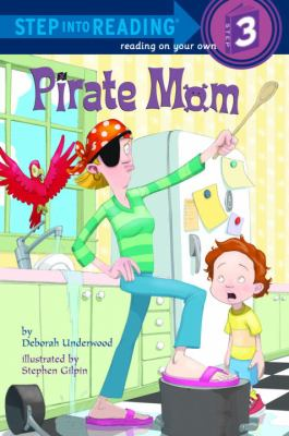 Book cover of Pirate Mom