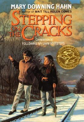 Cover of Stepping on the Cracks by Mary Downing Hahn
