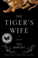 Book cover: The Tiger's Wife