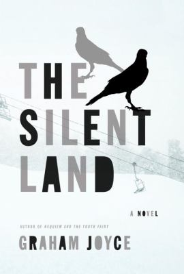 Book cover of The Silent Land