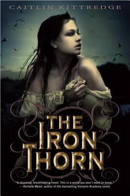 The Iron Thorn Book Cover