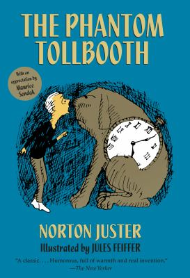 Book cover of The Phantom Tollbooth