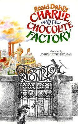 Charlie and the chocolate factory by Roald Dahl, c1964