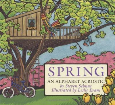 Spring book cover