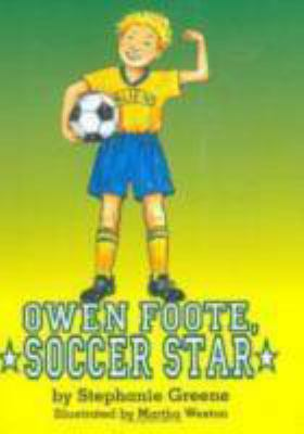 Owen Foote, soccer star  by Stephanie Greene, 1998