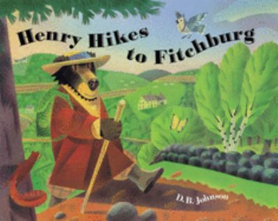 Book Cover: Henry Hikes to Fitchburg