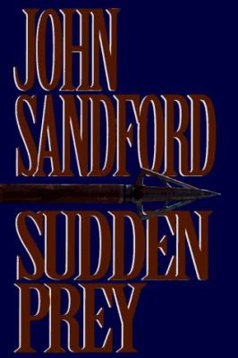 Sudden Prey cover
