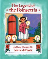 Legend of the Poinsettia book cover