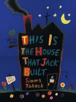 Book cover: This is the house that Jack built