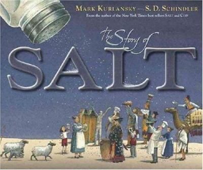 The story of salt by Mark Kurlansky, 2006