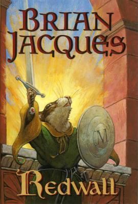 cover of Redwall by Brian Jacques