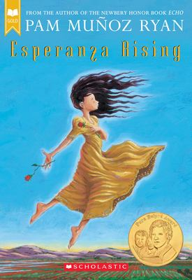 Book cover of Esperanza Rising