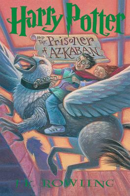 Cover art of Harry Potter and the Prisoner of Azkaban