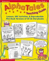 AlphaTales Teaching Guide