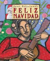Feliz Navidad Book Cover