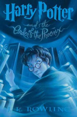 Cover art of Harry Potter and the Order of the Phoenix