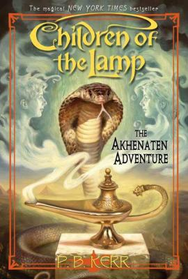 Cover of Children of the Lamp