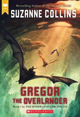Book cover of Gregor the Overlander