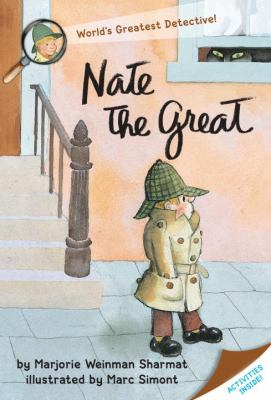 Book cover of Nate the Great