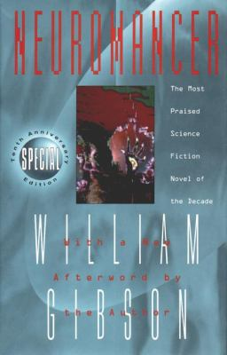 Neuromancer by William Gibson,  c1984
