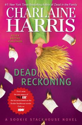 Cover of Dead Reckoning by Charlaine Harris