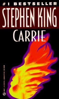 Carrie by Stephen King (1974)
