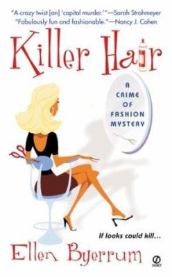 Book cover of Killer Hair by Ellen Byerrum
