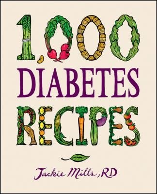 Cover of 1000 Diabetes Recipes