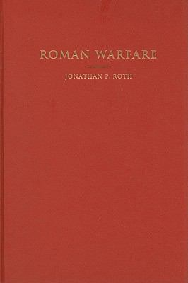 Book cover for Roth's Roman Warfare. 