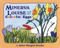 Minverva Louise and the Colorful Eggs Book Cover
