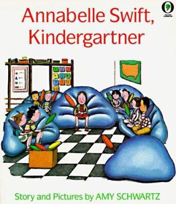 Book cover of Annabelle Swift, Kindergartner