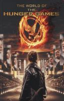 The World of The Hunger Games book cover