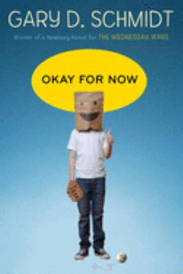 Book cover of Okay for Now
