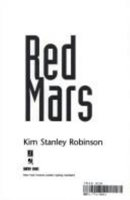 Red Mars by Kim Stanley Robinson, 1993