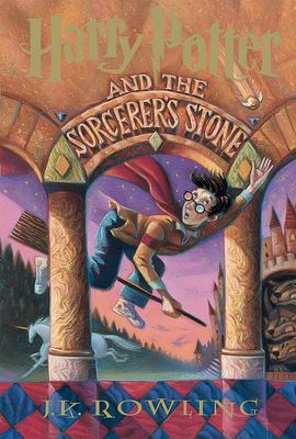 Harry Potter and the sorcerer's stone by J.K. Rowling, 1997