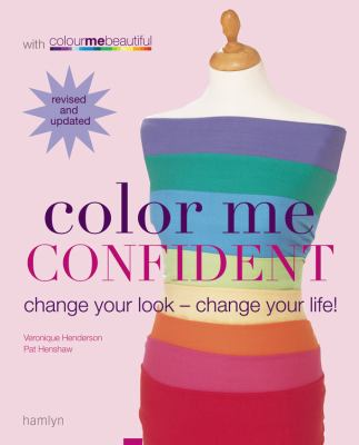 Book cover: Color Me Confident