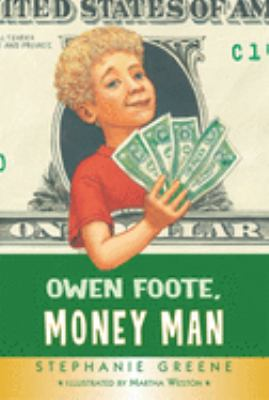 Owen Foote, Money Man, book cover
