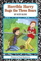 Horrible Harry Bugs the Three Bears