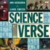 Book cover for Science Verse by Jon Scieszka
