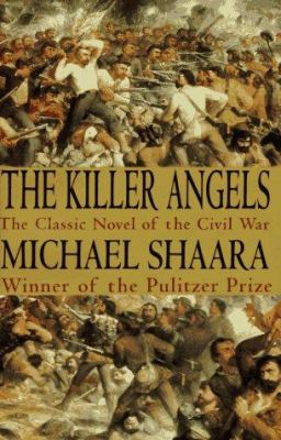 Book cover of The Killer Angels