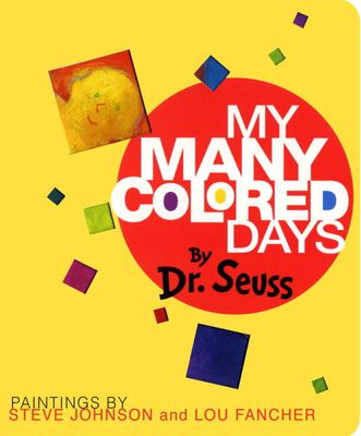 My many colored days by Dr. Seuss, c1996