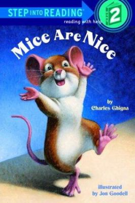 Book cover of Mice Are Nice