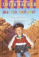 Marvin Redpost: Super Fast, out of Control!