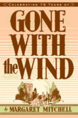 Book cover of Gone With The Wind